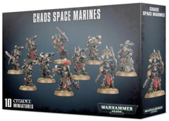 Chaos Space Marines - Squad Box