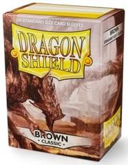 Dragon Shield: Standard - Brown, 100-count box