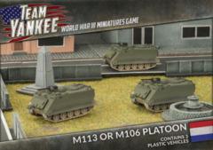 TDBX03: M113 or M106 Platoon