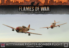 BBX46: Kittyhawk Fighter-Bomber Flight