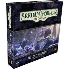Arkham Horror: The Card Game Expansion - The Dream-Eaters