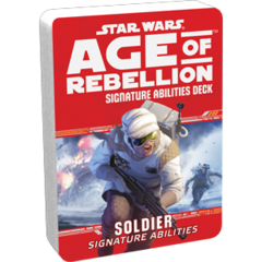 Age of Rebellion: Signature Abilities Deck - Soldier