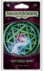 Arkham Horror: The Card Game Mythos Pack - Shattered Aeons