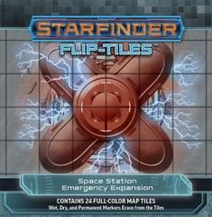 Starfinder Flip-Tiles - Space Station Emergency Expansion
