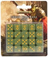 Orruk Warclans - Dice Set