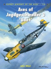 Aircraft of the Aces: Aces of Jagdgeschwader 3 'Udet'