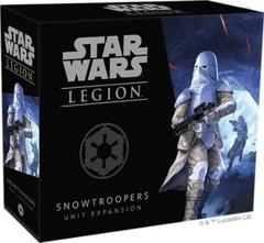 Star Wars Legion: Empire - Snowtroopers Unit Expansion