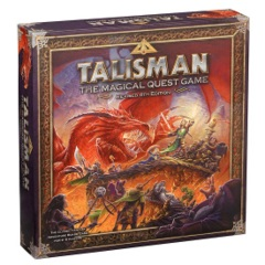 Talisman: Revised 4th Edition - Base Game