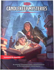 D&D Adventure: Candlekeep Mysteries