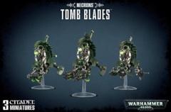 Necron - Tomb Blades