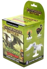 Pathfinder Battles: Bestiary Unleashed - Booster Pack