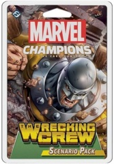 Marvel: Champions the Card Game - The Wrecking Crew Scenario Pack