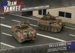 TABX01: M113 MRV