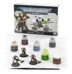 Necrons: Warriors + Paint Set