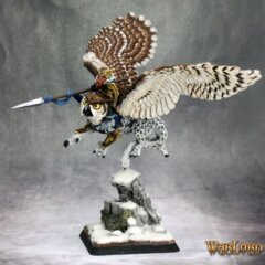 14637 - Hrolfgad Loftsaddle, Dwarf Griffon Rider