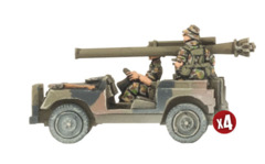 TAU121: Anti-tank Land Rover Section