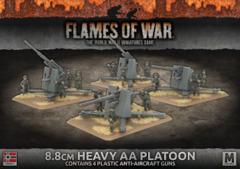 GBX119: 8.8cm Heavy AA Platoon (Plastic)