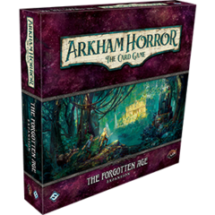 Arkham Horror: The Card Game Expansion - The Forgotten Age