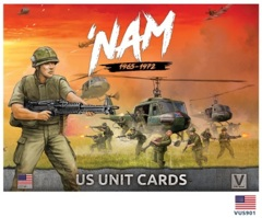 VUS901: US Forces in Vietnam (Unit Cards)