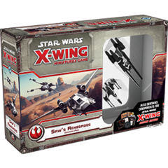 Star Wars X-Wing (1st Edition) Rebel - Saw's Renegades