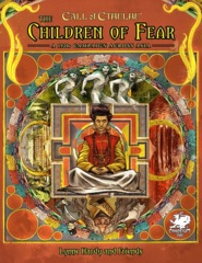 Call of Cthulhu 7th ed: The Children of Fear