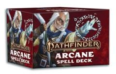 Pathfinder RPG (2nd Edition) Spell Cards: Arcane
