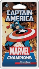 Marvel: Champions the Card Game - Captain America Hero Pack