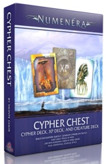 Numenera RPG: Cypher Chest