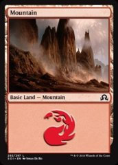 Land Pack - Mountain Pack