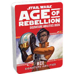 Age of Rebellion: Signature Abilities Deck - Ace