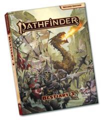 Pathfinder RPG (2nd Edition) Bestiary 3 (pocket edition)