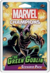 Marvel: Champions the Card Game - The Green Goblin Scenario Pack
