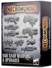 House Van Saar: Weapons & Upgrades