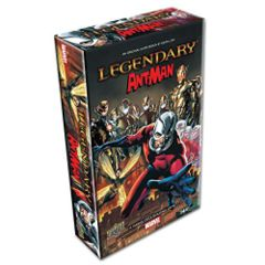 Legendary: A Marvel Deckbuilding Game - Ant-Man Expansion