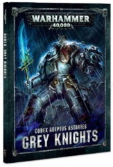 Codex: Grey Knights (Hb) (8th)