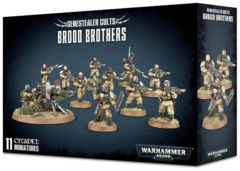 Genestealer Cults - Brood Brothers