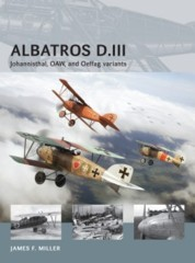 Air Vanguard: Albatros D.III