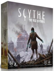 Scythe Expansion - The Rise of Fenris