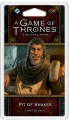 A Game of Thrones: The Card Game (2nd Edition) Chapter Pack - Pit of Snakes