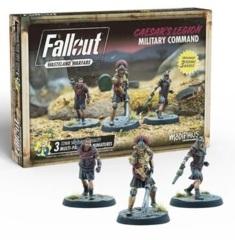 Fallout: Wasteland Warfare - Caesar's Legion: Military Command