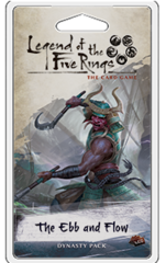 Legend of the Five Rings: Elemental Dynasty Pack - The Ebb and Flow