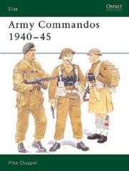 Elite: Army Commandos 1940–45