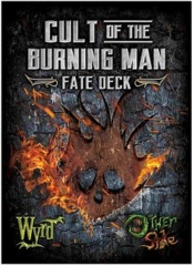 Fate Deck: Cult of the Burning Man
