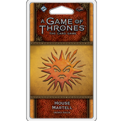 A Game of Thrones LCG: 2nd Edition - House Martell Intro Deck