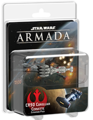Star Wars: Armada - Rebel CR90 Corellian Corvette