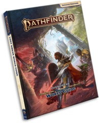 Pathfinder RPG (2nd Edition) Lost Omens World Guide