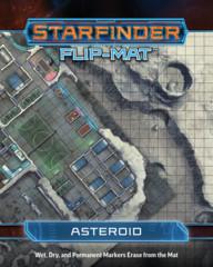 Starfinder Flip-Mat - Asteroid