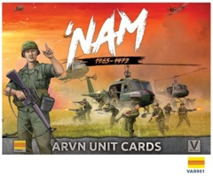 VAR901: ARVN Forces in Vietnam (Unit Cards)