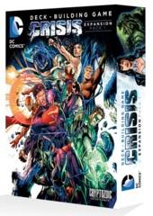 DC Comics Deck-Building Game: Crisis Expansion (Pack 1)