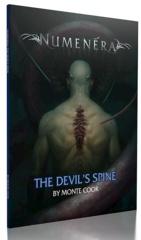 Numenera RPG: Adventures - The Devil's Spine